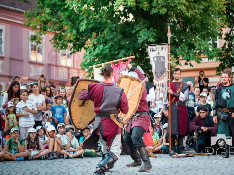 Fotograf Sighisoara-Festival Arta Medievala|RGB Studio