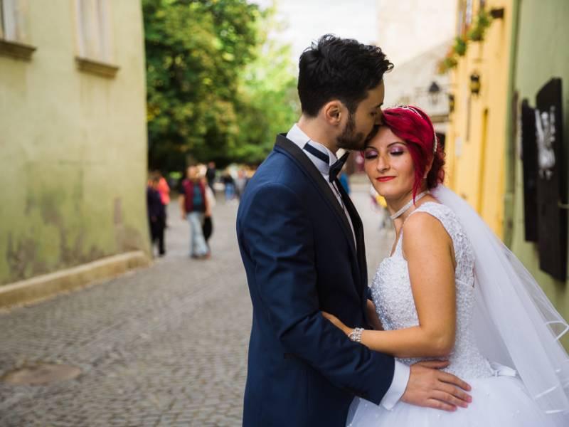 Fotograf Nunta Sighisoara-Gabriel si Daniela  RGB Studio