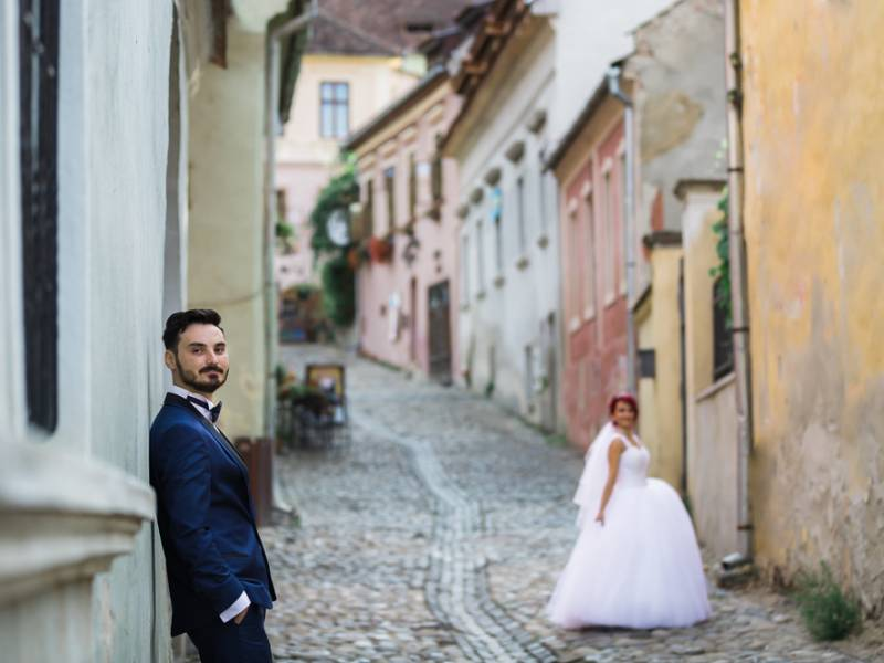 Wedding Photography Sighisoara-Trash the dress|RGB Studio
