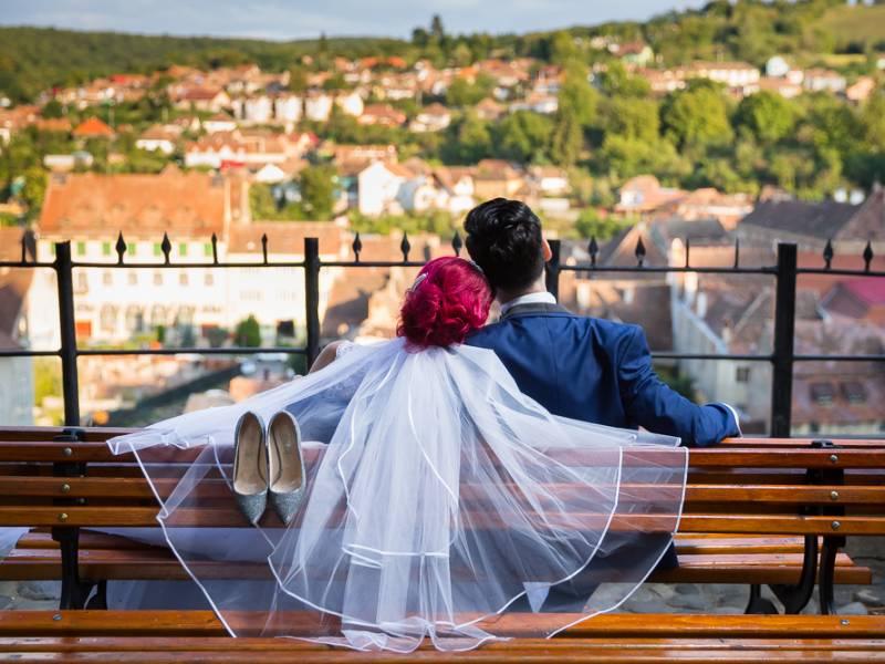 Filmari nunti Sighisoara-Gabriel si Daniela|RGB Studio