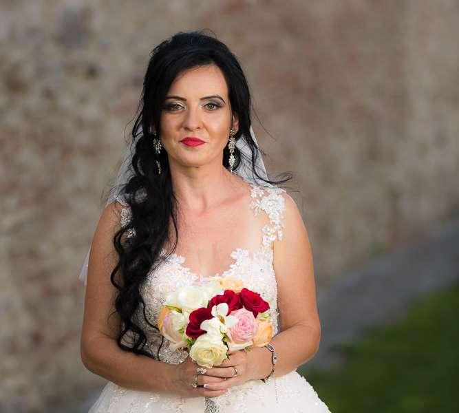 Fotograf Nunta Medias-Portret Mireasa|RGB Studio