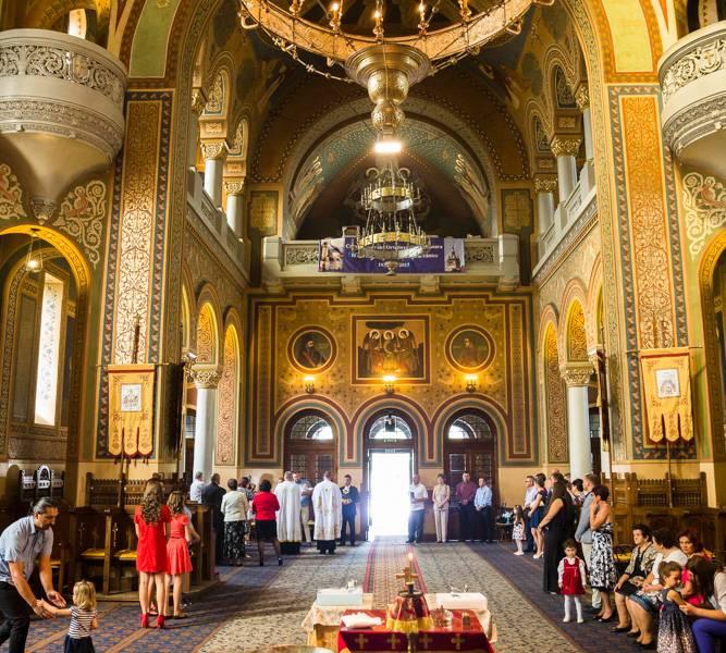 Fotograf Botez Sighisoara-Biserica Sfanta Treime|RGB Studio