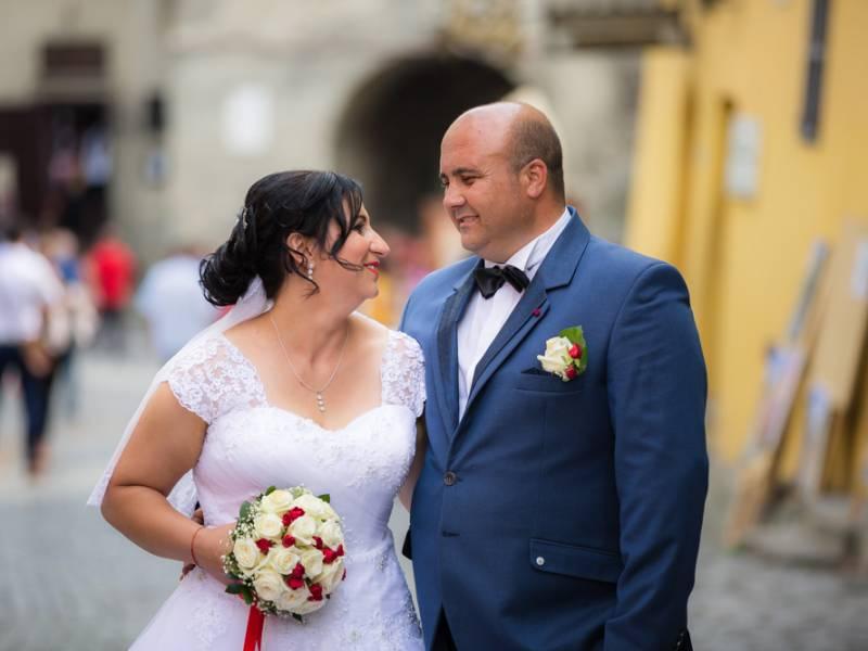 Fotograf nunta Sighisoara-Cetaatea Sighisoarei|RGB Studio