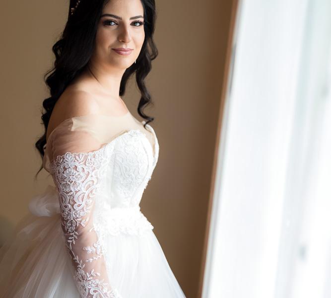 Fotograf nunta Sighisoara-Portret mireasa|RGB Studio