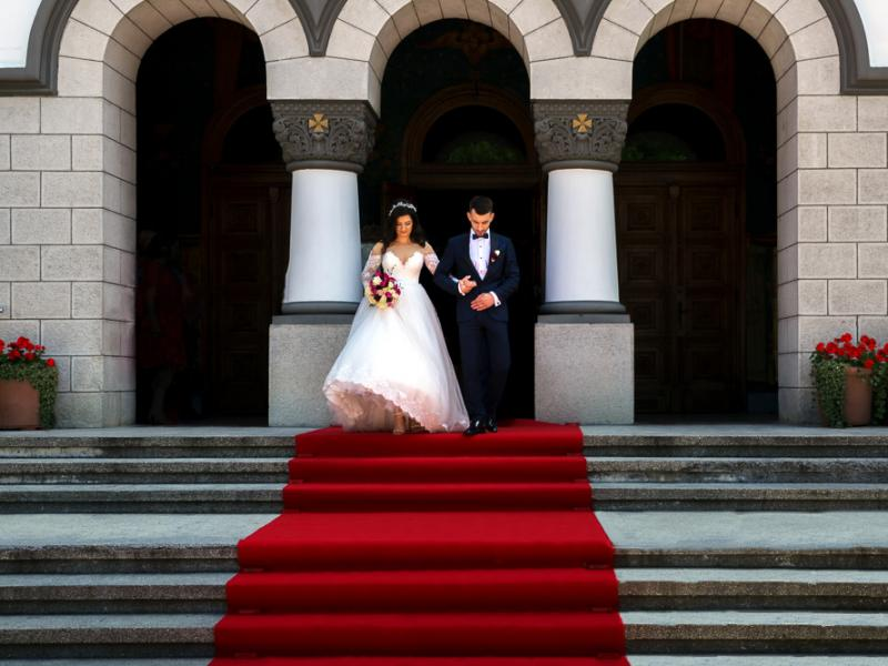 Fotograf nunta Sighisoara-Miri-Catedrala Sighisoara|RGB Studio