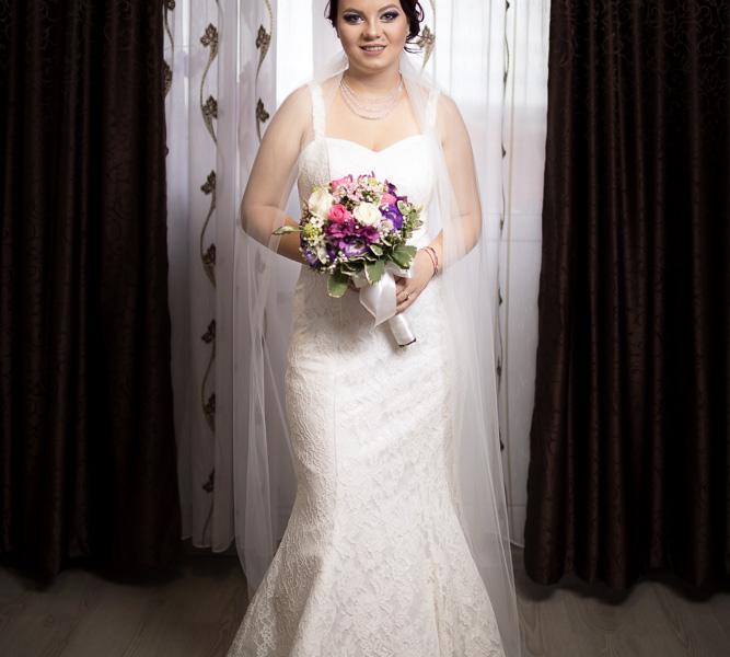 Fotograf nunta Sibiu-Portret mireasa|RGB Studio