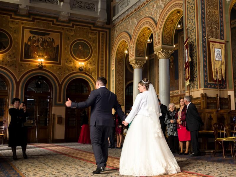 Fotograf nunta Sighisoara-Tineri casatoriti|RGB Studio