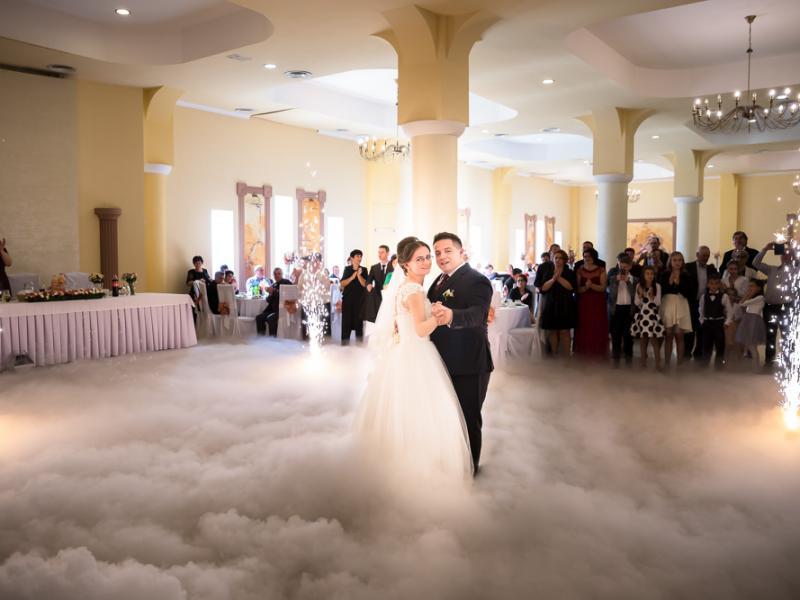 Fotograf nunta Sighisoara-Restaurant Del Conte|RGB Studio