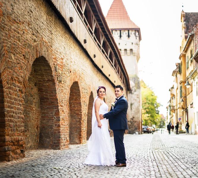 Fotograf nunta Sibiu-Tineri casatoriti|RGB Studio