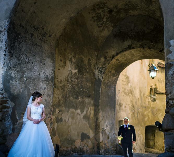 Fotograf nunti Sighisoara-Turnul cu Ceas|RGB Studio