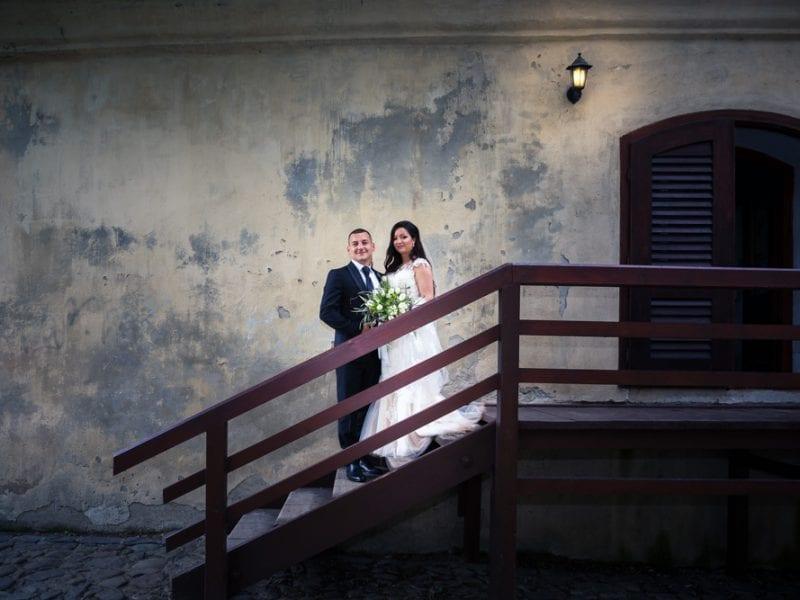 Fotograf nunta Sighisoara-Turnul Fierarilor  RGB Studio