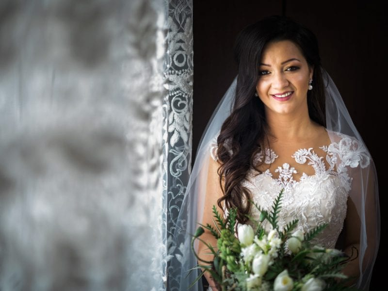 Fotograf nunta Sighisoara-Portret mireasa  RGB Studio