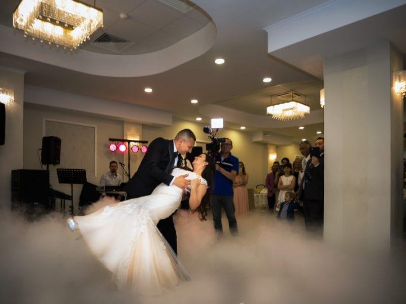 Fotograf nunta Sighisoara-Dansul mirilor RGB Studio