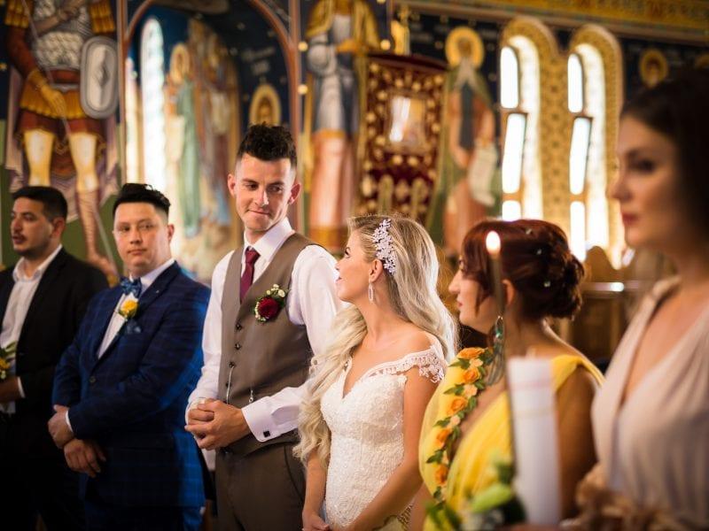 Fotograf nunta Sighisoara-Cununie religioasa| RGB Studio