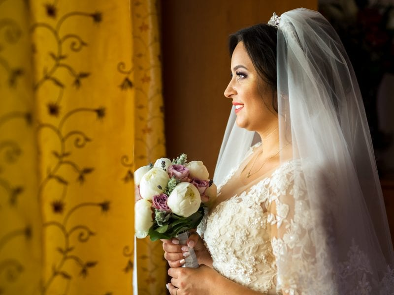 Fotograf nunta Brasov-Portret mireasa| RGB Studio