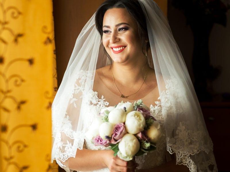 Fotograf nunti Brasov-Portret mireasa| RGB Studio