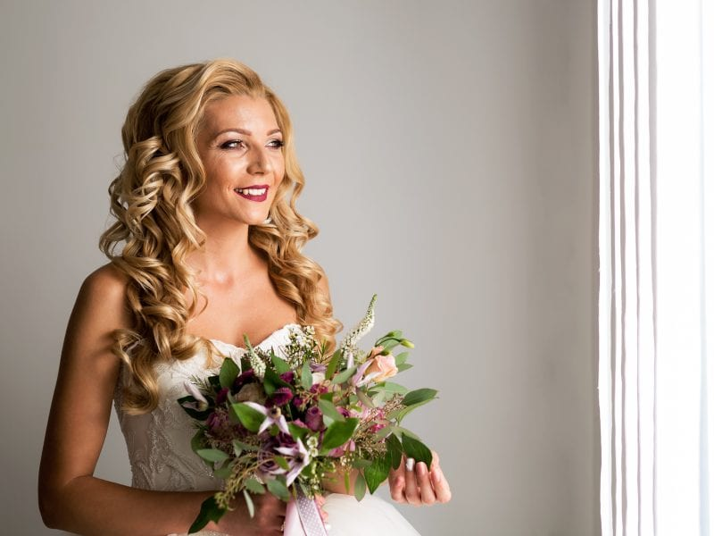 Fotograf nunta Sighisoara-Portret mireasa| RGB Studio
